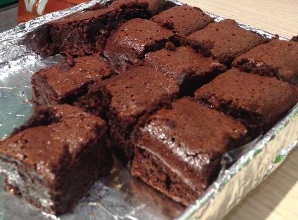 OMG Brownie!