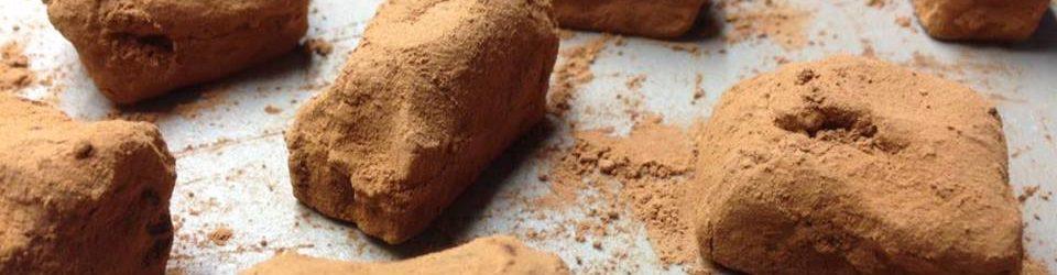Marsipan- & Sjokoladetrøffel