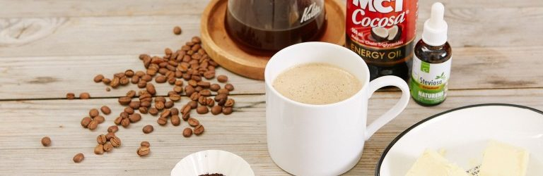 Boost kaffen din med fett!