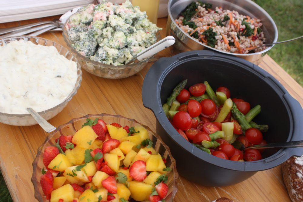Deilig brokkolisalat – Perfekt tilbehør i grillsesongen
