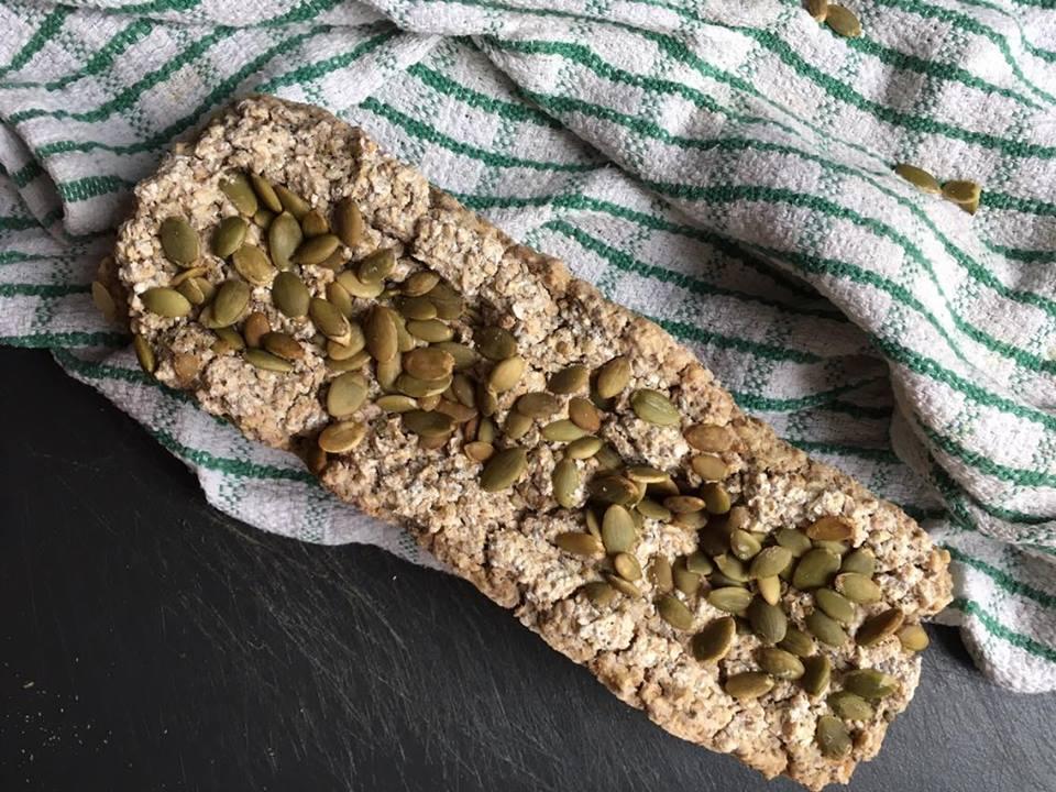 Brød av èn ingrediens| Også en URTE, da? | Glutenfritt – melkefritt