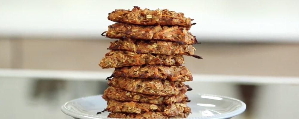 OMG Gulrotkake-cookies | Glutenfrie – Sukkerfrie – Veganske | Barnas favoritt!