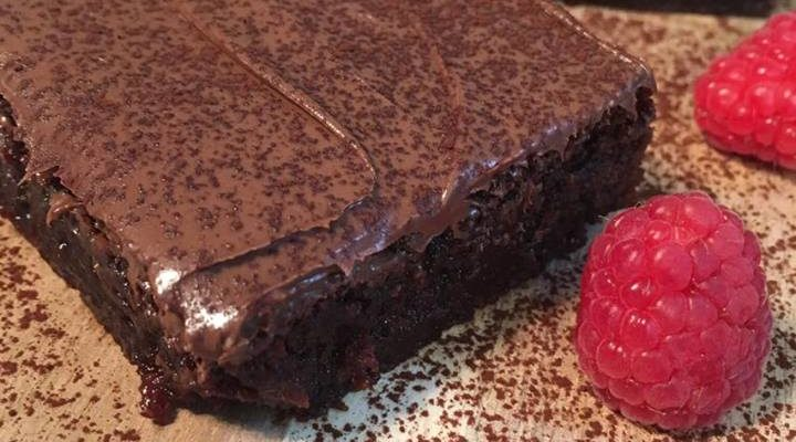Glutenfri & Sukkerfri Brownies