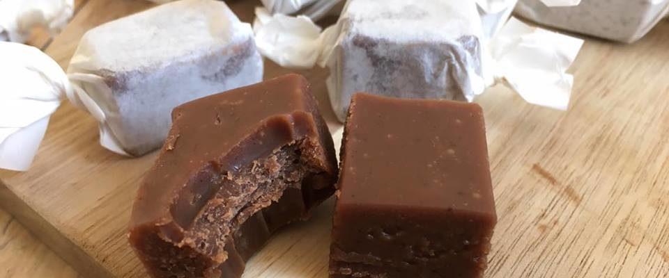 Sjokoladekarameller  |  LOWCARB | Usansynlig god!