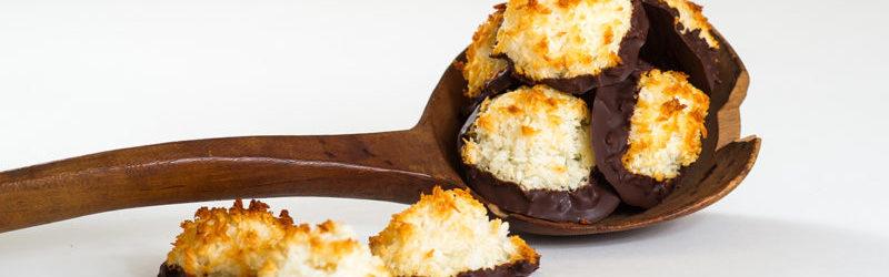 Kokosmakroner – Lavkarbo