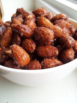 Brente mandler – sukkerfrie
