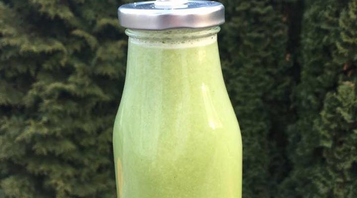 Juice m/ brokkoli & kiwi – og brokkoliens helsefordeler