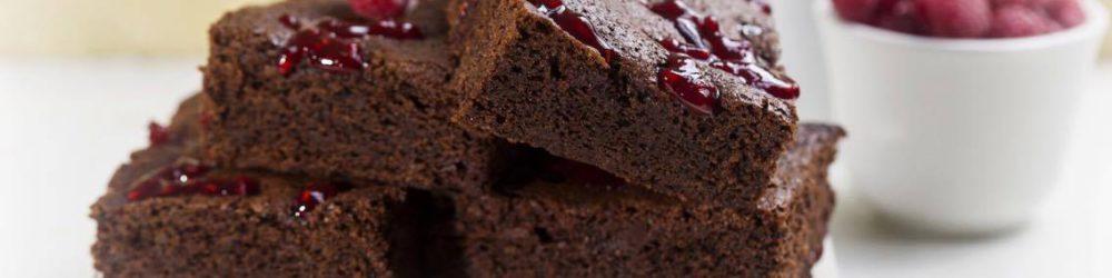 Fantastisk seig og digg brownies | Berit Nordstrand-style
