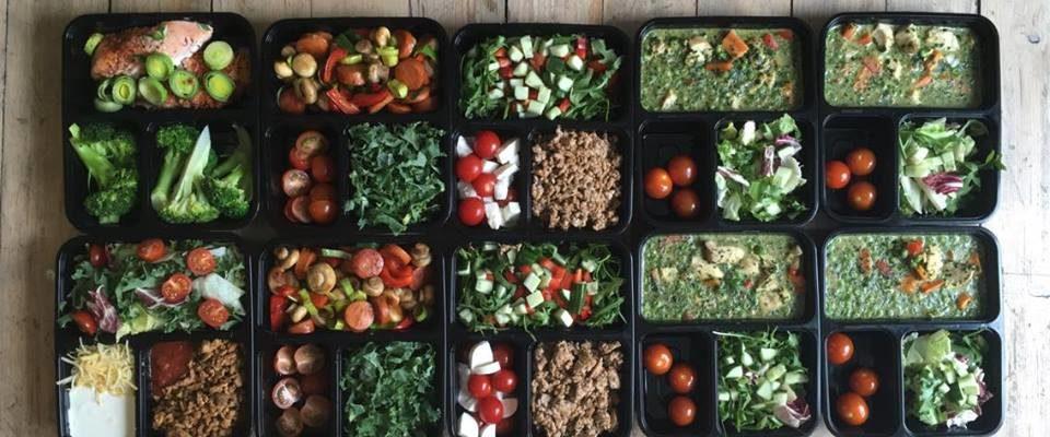 Meal prep – 5 dager – 1,5 time – 385,- | alt handler om planlegging