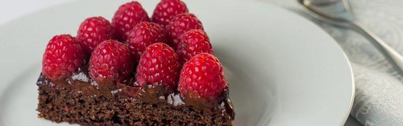 Sjokoladekake-uten mel, melk og sukker