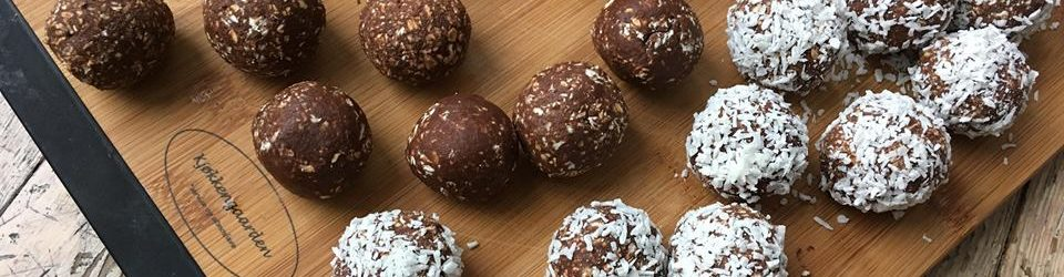 PT-Charlottes Sjokoladeproteinboller | Med verdens beste proteinpulver!