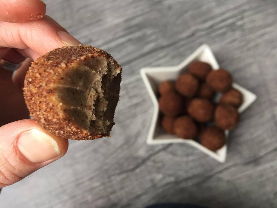 Lavkarbo snickerdoodle. bilde