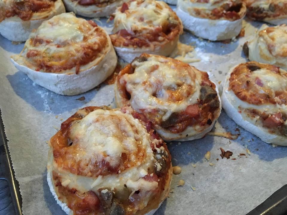 Smarte pizzasnurrer | Med hemmelige grønnsaker!