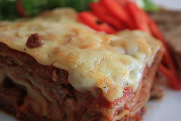 Lavkarbolasagne – Med hjemmelaget pasta