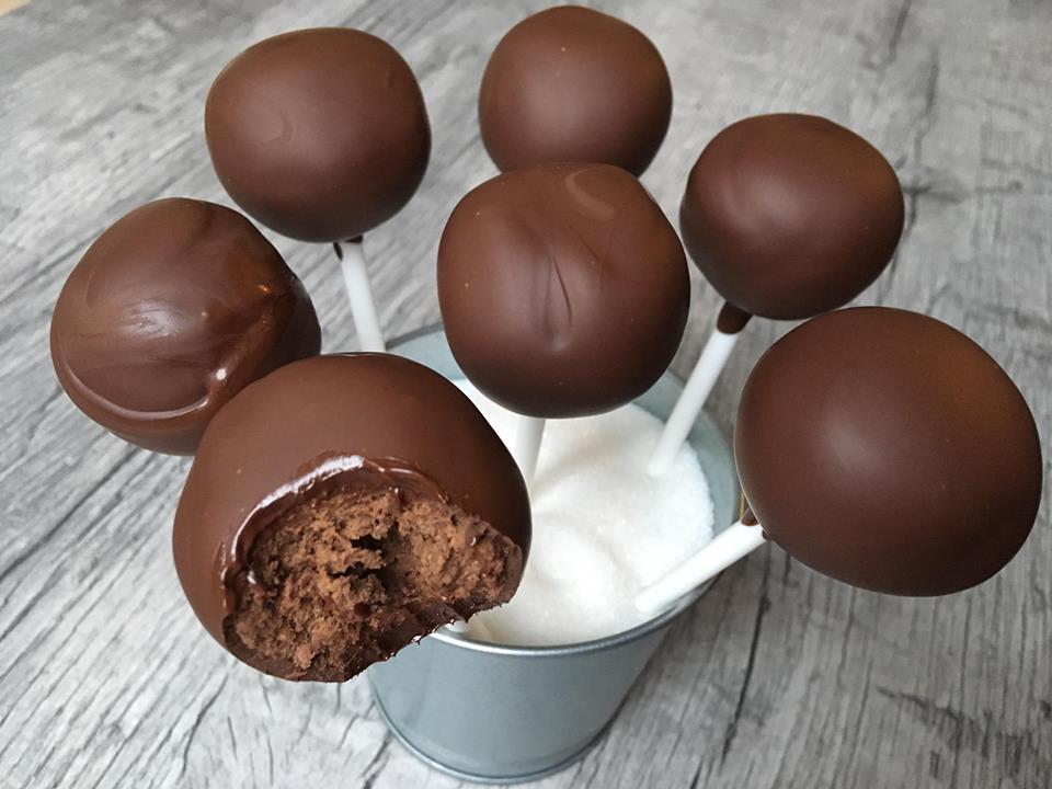 Lavkarbo | Cakepops – sjokolade m/ sjokolade!