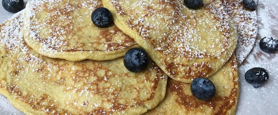 Perfekt søndagsfrokost | Bananlapper! – glutenfrie