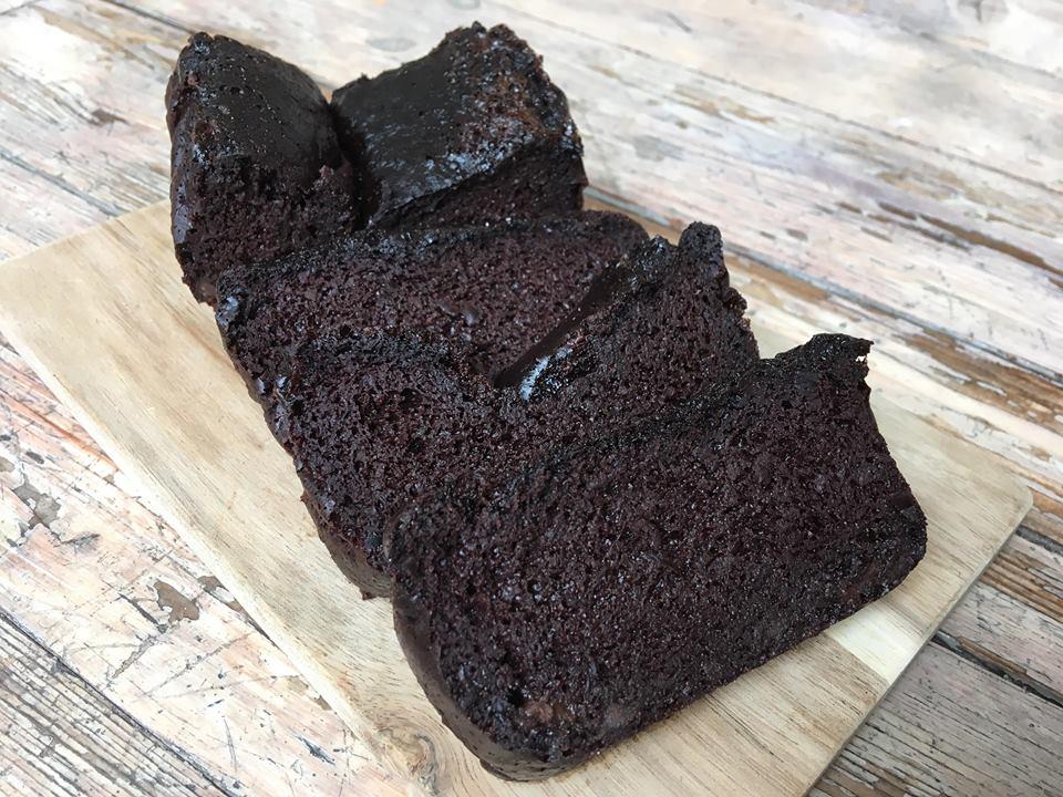 Sjokoladekake. Bilde