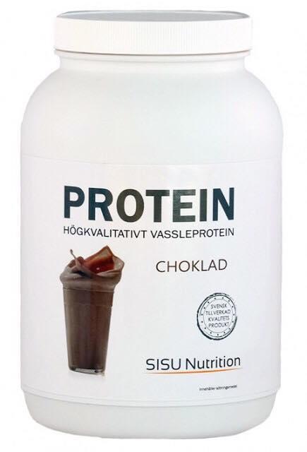 Lavkarbo Proteinpulver. Bilde
