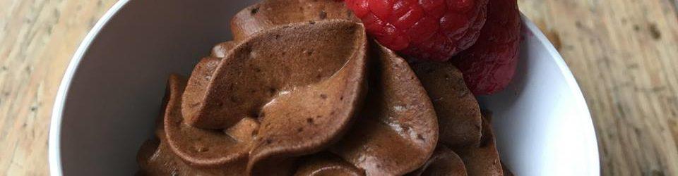 Lavkarbo sjokolademousse – Og GIVEAWAY!! + rabattkoder