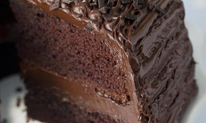 Superdigg lavkarbo sjokoladekake!