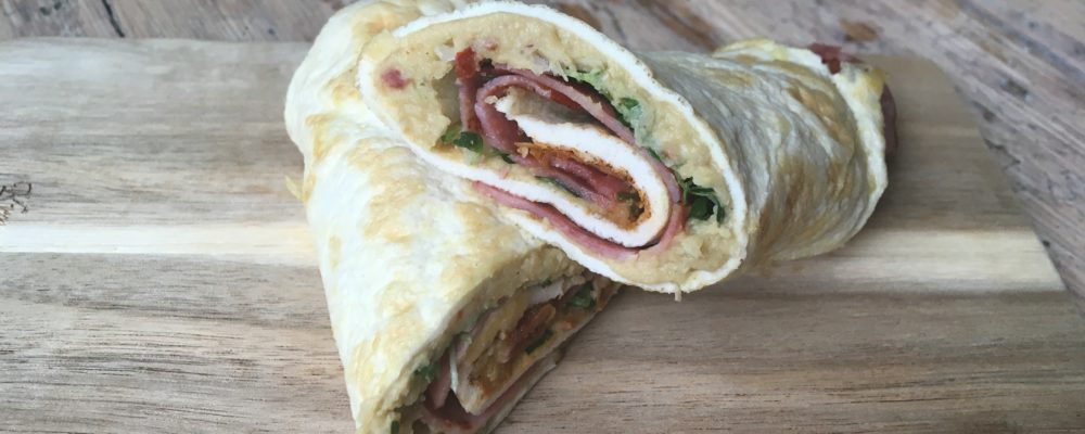 Myke, saftige tortilla-wraps | Lavkarbo